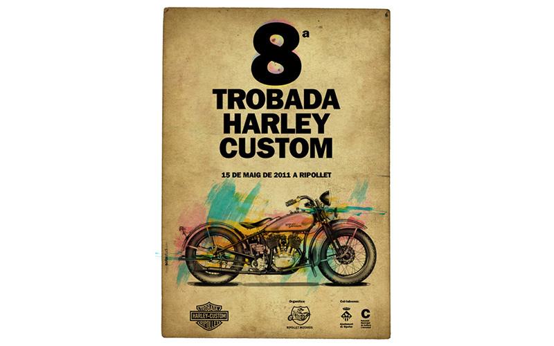 8 Harley Ripollet